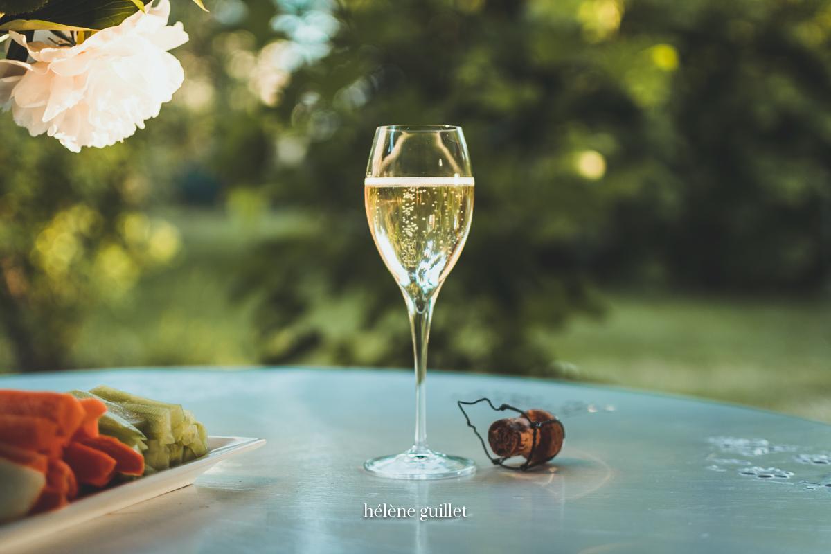 Dégustation de Champagne par Jean-Rémi Drémont © Hélène Guillet