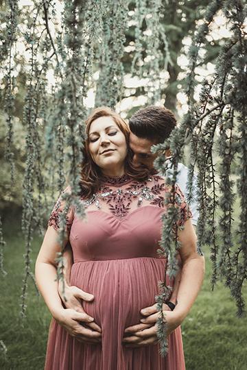 Séance grossesse - Hélène Guillet Photographe